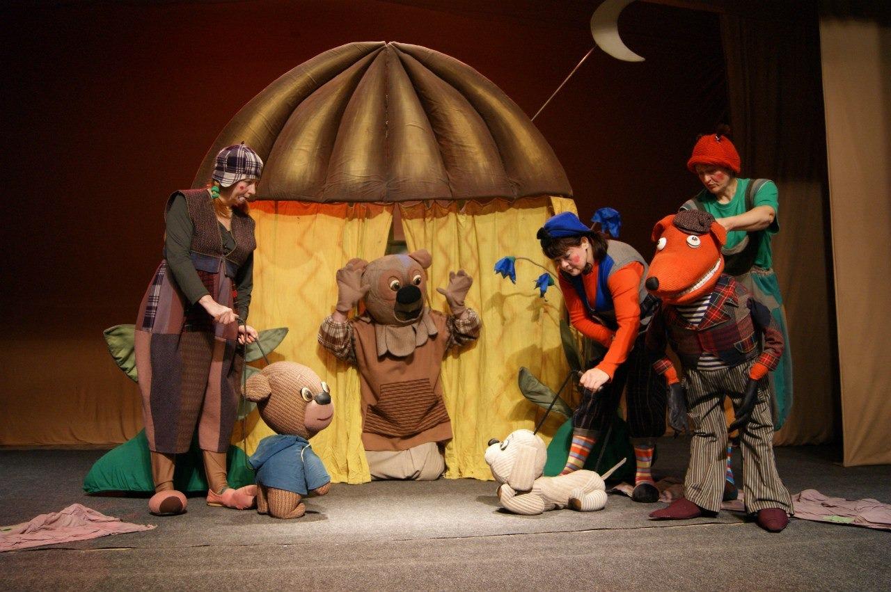 поздравление для кукольного театра расположен горном живописном